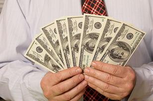Деньги нужно уважать!